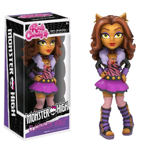 Monster High - Clawdeen Wolf Rock Candy - Ozzie Collectables