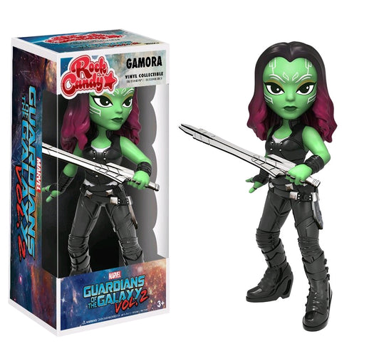 Guardians of the Galaxy: Vol. 2 - Gamora Rock Candy - Ozzie Collectables