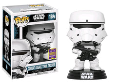Star Wars: Rogue One - Combat Assault Tank Trooper SDCC 2017 US Exclusive Pop! Vinyl [RS] on Ozzie Collectables