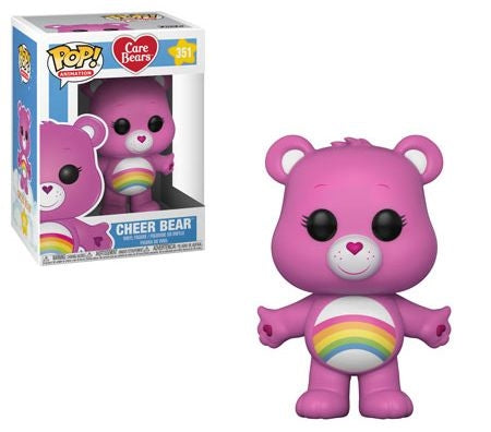 Care Bears - Cheer Bear Pop! Vinyl on Ozzie Collectables