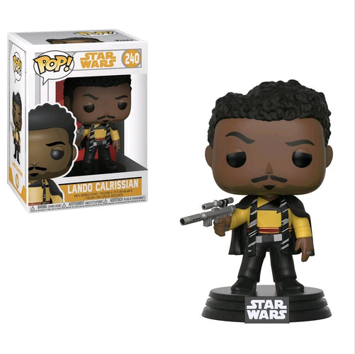 Star Wars: Solo - Lando Calrissian Pop! Vinyl - Ozzie Collectables