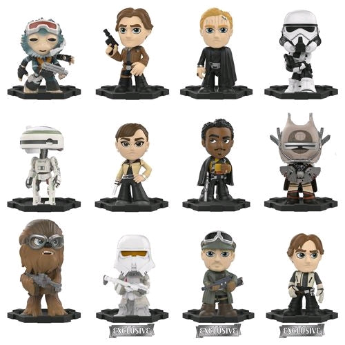 Star Wars: Solo - Mystery Minis TRU US Exclusive Blind Box - Ozzie Collectables
