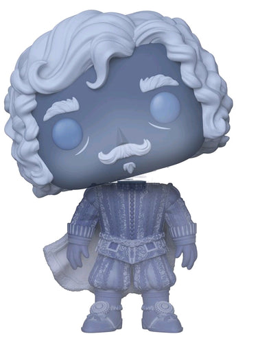 Harry Potter - Nearly Headless Nick Blue Translucent US Exclusive Pop! Vinyl - Ozzie Collectables