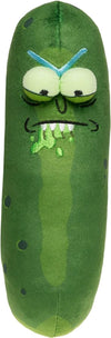 "Rick and Morty - Pickle Rick Biting Lip 7"" Plush - Ozzie Collectables"