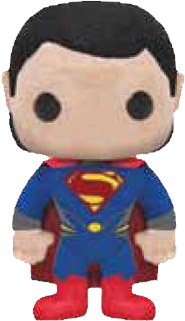 Superman: Man of Steel Superman Plush - Ozzie Collectables