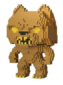 Altered Beast - Werewolf Gold US Exclusive 8-Bit Pop! Vinyl - Ozzie Collectables