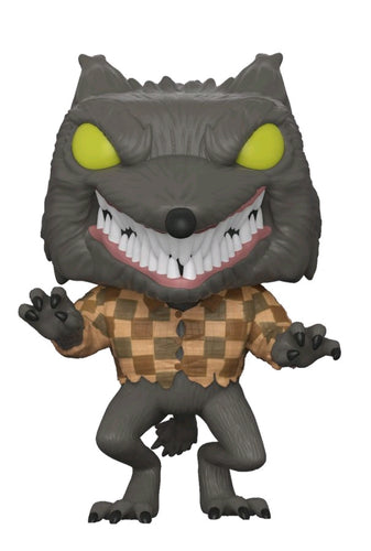 The Nightmare Before Christmas - Wolfman Specialty Store Exclusive Pop! Vinyl - Ozzie Collectables
