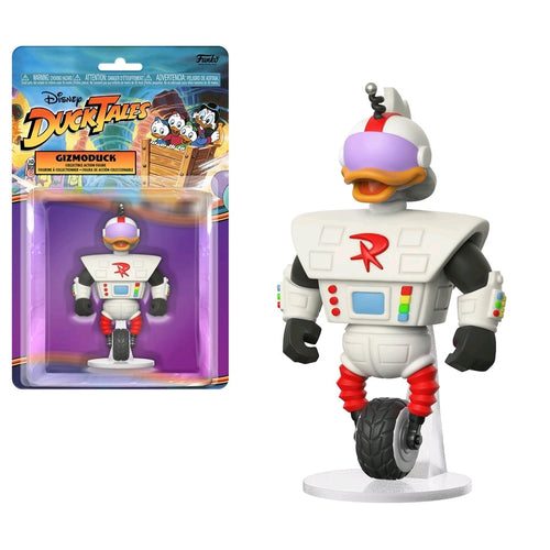 Duck Tales - Gizmoduck Action Figure - Ozzie Collectables