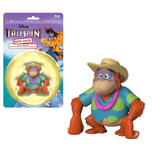 TaleSpin - King Louie Action Figure - Ozzie Collectables