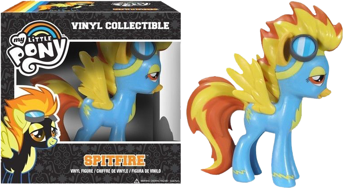 My Little Pony - Spitfire Vinyl Figure - Ozzie Collectables