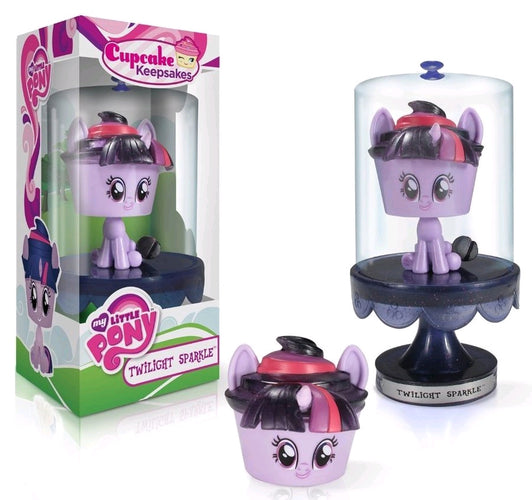 My Little Pony - Twilight Sparkle Cupcake Keepsake - Ozzie Collectables