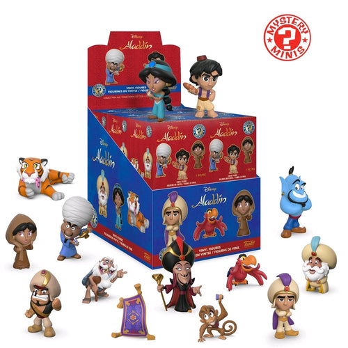 Aladdin - Mystery Minis Blind Box - Ozzie Collectables