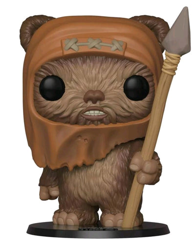 "Star Wars - Wicket W Warrick 10"" US Exclusive Pop! Vinyl"