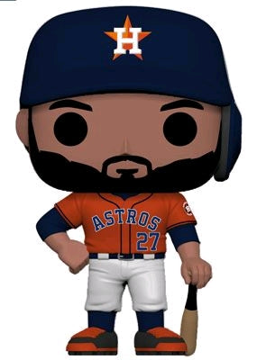 MLB - Jose Altuve Pop! Vinyl - Ozzie Collectables