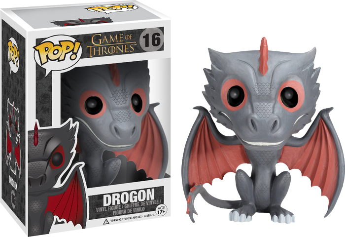 Game of Thrones - Drogon Pop! Vinyl - Ozzie Collectables