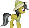 My Little Pony - Daring Do Vinyl Figure - Ozzie Collectables