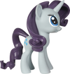 My Little Pony - Rarity US Exclusive Vinyl Figure - Ozzie Collectables