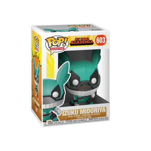 My Hero Academia - Izuku Midoriya Pop! Vinyl - Ozzie Collectables