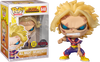 My Hero Academia - All Might Weakened Glow US Exclusive Pop! Vinyl - Ozzie Collectables