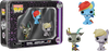 My Little Pony - Discord, Rainbow Dash & Derpy Pocket Pop! 3-Pack Tin - Ozzie Collectables