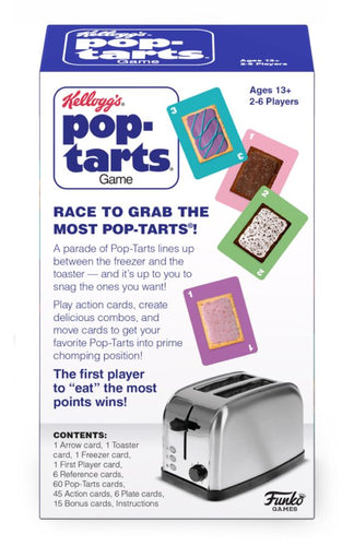 Pop Tarts - Card Game - Ozzie Collectables