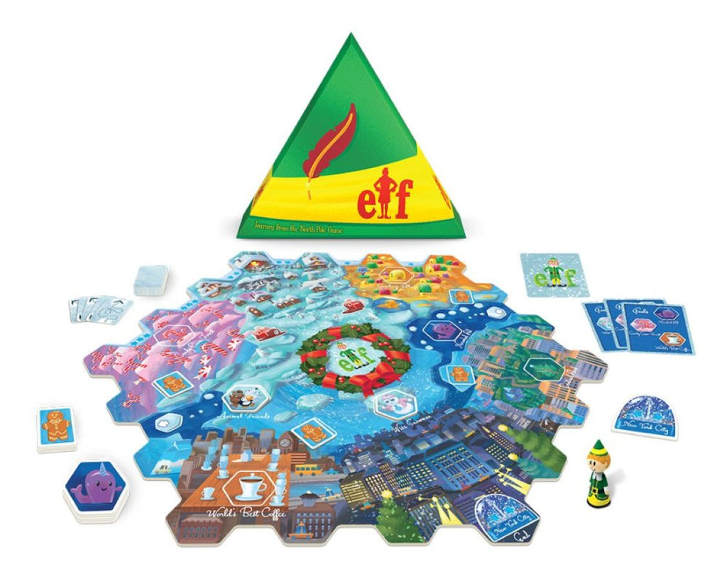 Elf - Journey from the North Pole Game