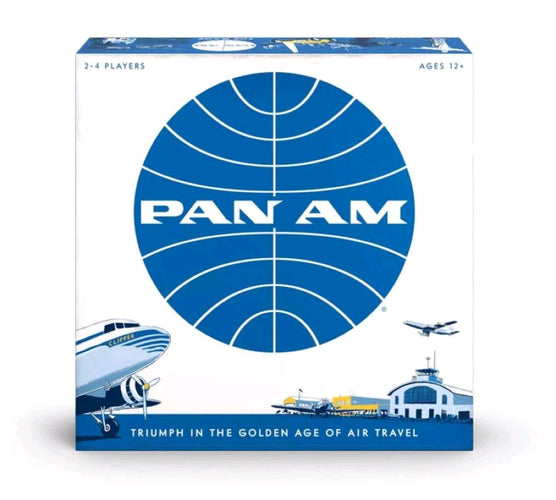 Pan Am - Strategy Game - Ozzie Collectables