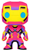 Iron Man - Iron Man Black Light US Exclusive Pop! Vinyl - Ozzie Collectables