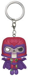 Marvel Zombies - Magneto Pocket Pop! Keychain - Ozzie Collectables