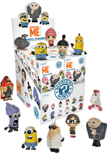 Despicable Me - Mystery Minis Blind Box - Ozzie Collectables