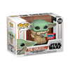 The Child with Pendant - Star Wars The Mandalorian New York Comic Con Exclusive POP! Vinyl