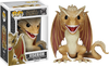 "Game of Thrones - Viserion 6"" Pop! Vinyl - Ozzie Collectables"
