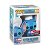Stitch as Baker Chef - Disney Lilo & Stitch New York Comic Con Exclusive POP! Vinyl