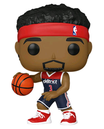 NBA: Wizards - Bradley Beal (alternate) Pop! Vinyl - Ozzie Collectables