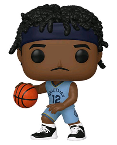 NBA: Grizzlies - JaMorant (alternate) Pop! Vinyl - Ozzie Collectables