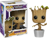 Guardians of the Galaxy - Dancing Groot Pop! Vinyl - Ozzie Collectables