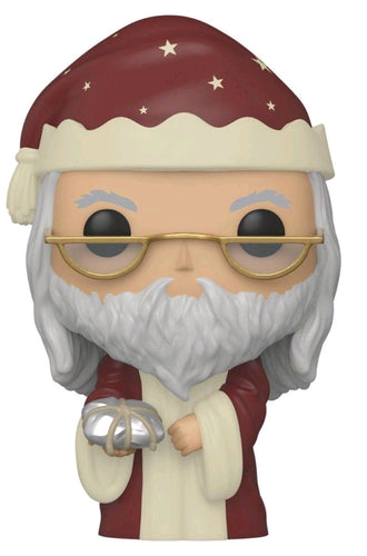 Harry Potter - Dumbledore Holiday Pop! Vinyl - Ozzie Collectables