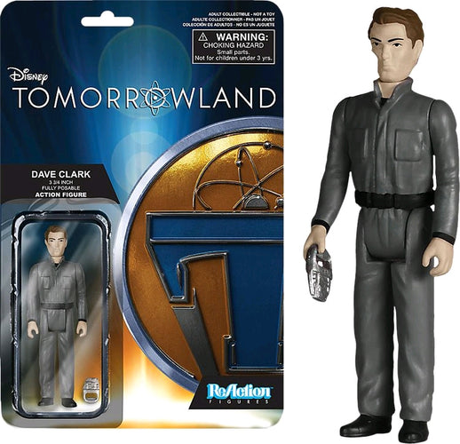 Tomorrowland - Dave Clark ReAction Figure - Ozzie Collectables