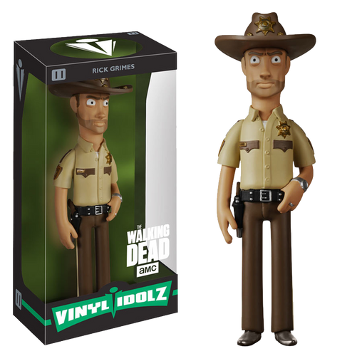 The Walking Dead - Rick Grimes Vinyl Idolz - Ozzie Collectables