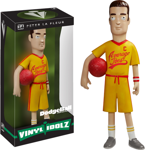 Dodgeball - Peter La Fleur Vinyl Idolz - Ozzie Collectables