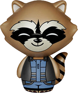 "Guardians of the Galaxy - Rocket 6"" Variant SDCC 2015 US Exclusive Dorbz - Ozzie Collectables"