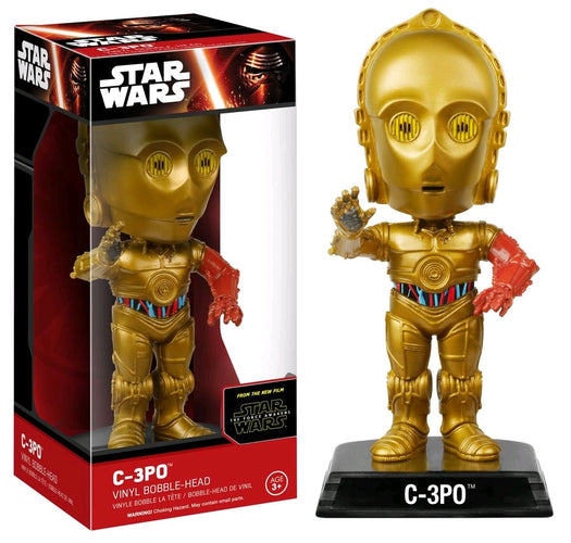 Star Wars - C-3PO Episode VII The Force Awakens Wacky Wobbler - Ozzie Collectables