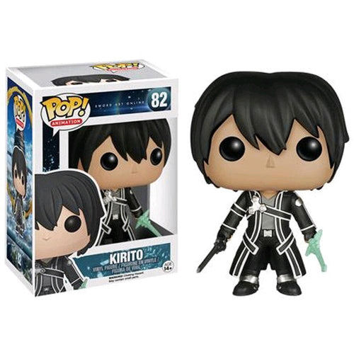 Sword Art Online - Kirito Pop! Vinyl