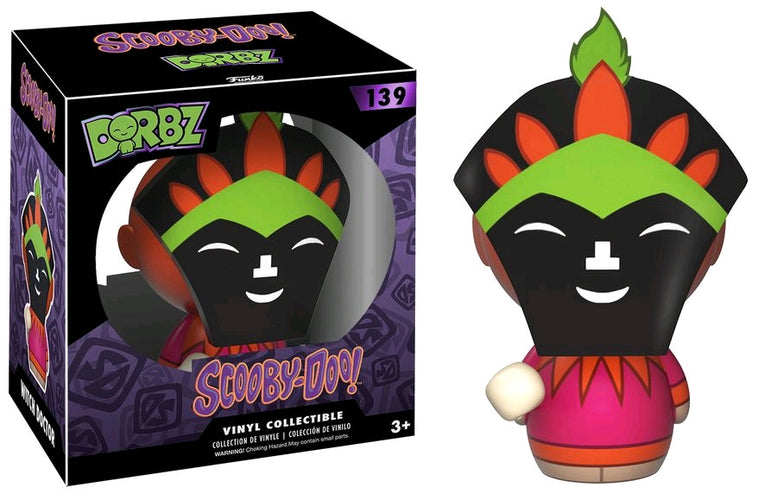 Scooby Doo - Witch Doctor Dorbz - Ozzie Collectables