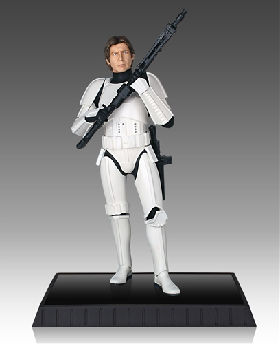 Star Wars - Han Solo Stormtrooper Deluxe 1:6 Scale Statue - Ozzie Collectables