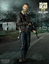 The Walking Dead - Rick Grimes Season 5 1:4 Scale Statue - Ozzie Collectables