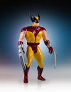 "Secret Wars - Wolverine 1:6 Scale 12"" Jumbo Kenner Action Figure - Ozzie Collectables"