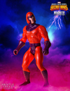 "Secret Wars - Magneto 1:6 Scale 12"" Jumbo Kenner Action Figure - Ozzie Collectables"