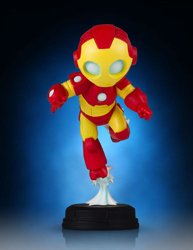 Iron Man - Animated Statue - Ozzie Collectables