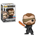 Game of Thrones - Beric Dondarrion with Flame Sword Pop! Vinyl 2018 New York Fall Convention Exclusive